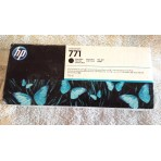 Hewlett Packard HP CE037A ( HP 771 Matte Black ) InkJet Cartridge