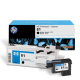 Genuine HP C4931A 680-ml Cyan Dye Ink Cartridge HP 81