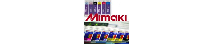 Genuine Mimaki Ink